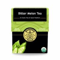 Buddha Teas - Organic Tea - Bitter Melon - Case of 6 - 18 Count - Case of 6 - 18 BAG each