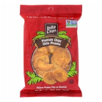 Inka Crops - Plantain Chips - Chile Picante - Case of 12 - 4 oz. - 4 OZ