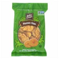 Inka Crops - Plantain Chips - Original - Case of 12 - 4 oz. - 4 OZ