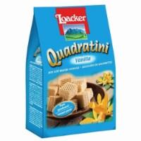 Dolcetto Cubetti Crème Filled Wafer Cookies Vanilla 8.8oz Pk 10