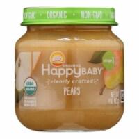 Happy Baby - Cc Pears Stg1 - Case of 6 - 4 OZ