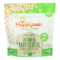Happy Baby - Cereal Oatmeal - Case of 6 - 7 OZ - Case of 6 - 7 OZ each