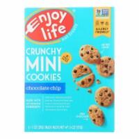 Enjoy Life - Crunchy Minis - Chocolate Chip - Case of 6 - 6 oz.