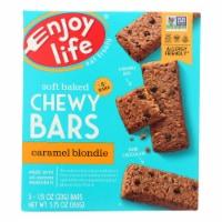 Enjoy Life - Snack Bar - Caramel Blondie - Case of 6 - 5.75 oz.