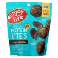 Enjoy Life - Protein Bites - Dipped Banana - Case of 6 - 6.4 oz.