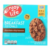 Enjoy Life - Bar Breakfast Cchip Ban - Case of 6 - 8.8 OZ