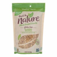 Back To Nature Classic Granola- Lightly Sweetened Whole Grain Rolled Oats Case of 6 - 12.5 oz