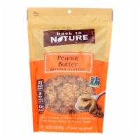 Back To Nature Granola - Peanut Butter - Case of 6 - 11 oz.