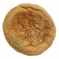 Burry English Muffin 100 Percent Whole Wheat, T and S, Forksplit, 2 Ounce -- 72 per case.