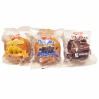 Burry Individually Wrapped Variety Cake Muffin, 2 Ounce -- 120 per case.