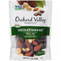 Orchard Valley Chocolate Raisin Nut Trail Mix, 2 Ounce -- 14 per case. - 14-2 OUNCE