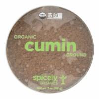 Spicely Organics - Organic Cumin - Ground - Case of 2 - 3 oz.