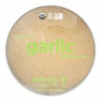 Spicely Organics - Organic Garlic Granulates - Case of 2 - 4 oz. - 4 OZ
