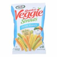 Sensible Portions Garden Veggie Straws - Zesty Ranch - Case of 12 - 5 oz. - 5 OZ