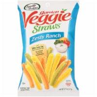 Sensible Portions - Zesty Ranch Veggie Straws - Pack of 6 - 2.75 oz - 2.75 OZ