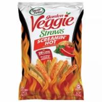 Sensible Portions Garden Veggie Straws Screamin Hot 4.25oz (Pack of 12)