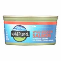 Wild Planet Wild Salmon - Sockeye - 6 oz - 6 OZ