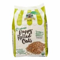 Bakery On Main Organic Happy Rolled Oats - Gluten Free - Case of 4 - 24 oz