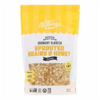 Bakery On Main Organic Happy Granola - Sprouted Grains & Honey - Case of 6 - 11 oz