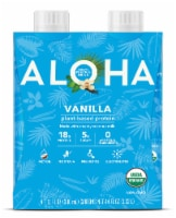 Aloha Vanilla Organic Protein Drink