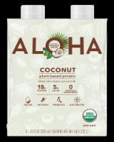 Aloha Coconut Protein Shake