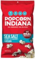 Popcorn Indiana Sea Salt Popcorn, 2.1 Ounce -- 6 per case. - 6-2.1 OUNCE