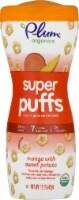 Plum Organics Super Puffs Mango with Sweet Potato Grain Cereal Snack - 1.5 oz