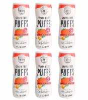Serenity Kids Grain Free Tomato & Mushroom Bone Broth Puffs - 6 ct / 1.5 oz