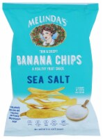 Melinda's Banana Chips Sea Salt Gluten Free Non GMO 5 oz (Pack of 15) - 15