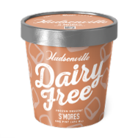 Hudsonville, Dairy Free S'mores, 16 oz. Pint (8 Count) - 8 Count