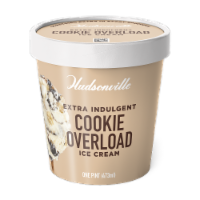 Hudsonville, Cookie Overload, 16 oz. Pint (8 Count)