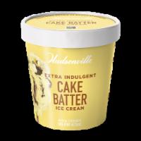 Hudsonville, Cake Batter, 16 oz. Pint (8 Count)