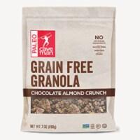 Caveman Foods Grain Free Granola Chocolate Almond Crunch, 7oz (Pack of 8) - 8