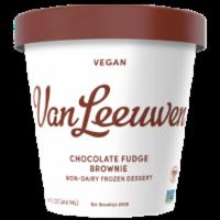 Van Leeuwen Vegan Chocolate Fudge Brownie Ice Cream (8 Count)