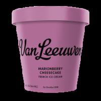 Van Leeuwen Marionberry Cheesecake Ice Cream (8 Count)