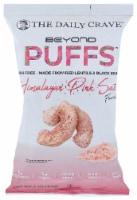 The Daily Crave Beyond Puffs Corn Free Himalyan Pink Salt, 4oz (Pack of 8) - 8