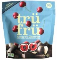 Tru Fru White and Dark Chocolate Whole Frozen Cherries