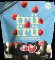 Tru Fru White and Dark Chocolate Whole Frozen Raspberries