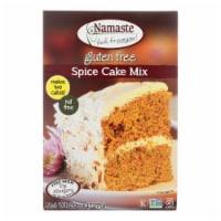 Namaste Foods Spice Carrot Cake - Mix - Case of 6 - 26 oz. - Case of 6 - 26 OZ each
