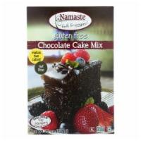 Namaste Foods Chocolate Cake - Mix - Case of 6 - 26 oz. - 26 OZ
