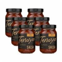 Tenayo - Salsa - Mild - Case of 6 - 16 oz. - 16 OZ