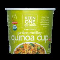 Keen One Quinoa Garden Medley Quinoa Cup - 2.5 oz