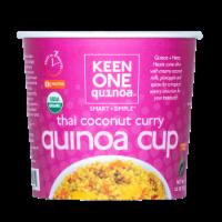Keen One Quinoa Thai Coconut Curry Quinoa Cup - 2.5 oz