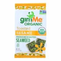Gimme Organic Roasted Sesame - Case of 12 - 0.17 oz. - Case of 12 - 0.17 OZ each