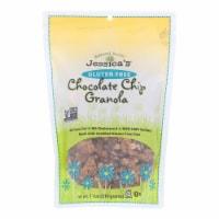 Jessica's Natural Foods Gluten Free Chocolate Chip Granola  - Case of 12 - 11 OZ - 11 OZ