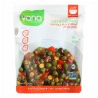 Vana Life Foods Chipotle Black Bean Sweet Corn Green Chickpea Legume Bowls -Case of 6-10 OZ - Case of 6 - 10 OZ each