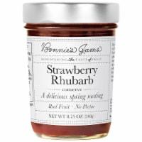 Bonnie's Jams Strawberry Rhubarb