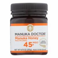 Manuka Doctor - Manuka Honey Multifloral Mgo45+ 250g - Case of 6-8.75 OZ - Case of 6 - 8.75 OZ each