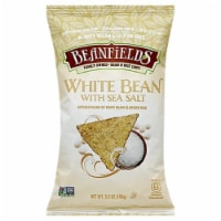 Beanfields Sea Salt Bean and Rice Chips, 5.5 Oz (Pack of 6) - 6