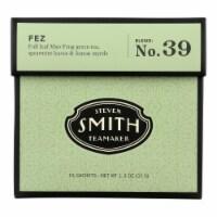 Smith Teamaker Green Tea - Fez - 15 Bags - 15 BAG